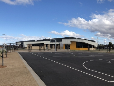 Springside West Secondary College - Stage 2